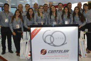 Grupo de trabajo en Centelsa Cali - Valle.