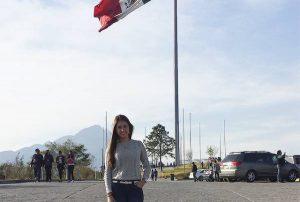 Egresada en México