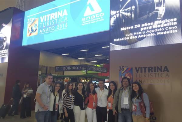 Una Vitrina para el mundo del turismo en Anato 2016