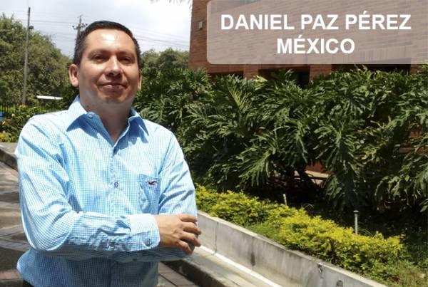 Profesor visitante de México habló sobre impuestos