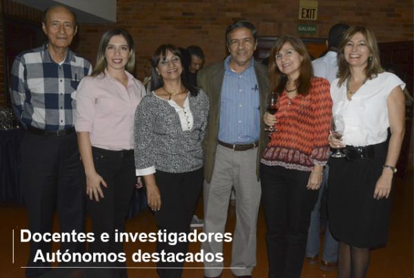 La UAO reconoció la producción intelectual de sus docentes e investigadores