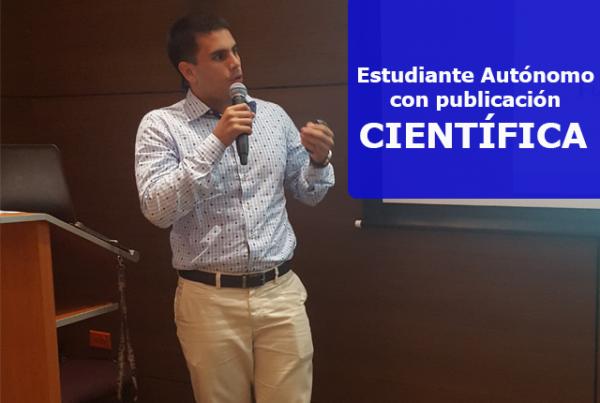 Publicación Autónoma en revista de Universidad de la Costa