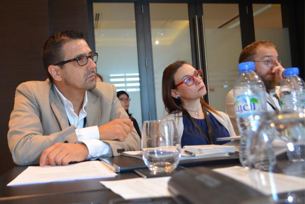 Emprendimiento Autónomo se presentó en Dubái