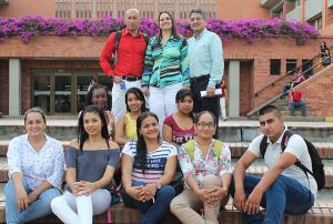 Visita académica en el marco de los 20 años de Contaduría Pública