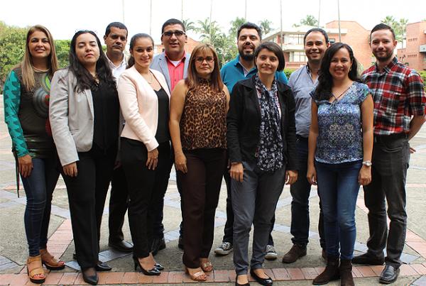 Los nuevos docentes de la UAO
