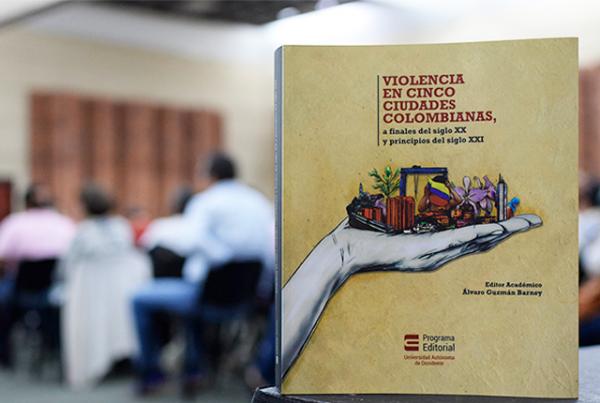 Novedad editorial Autónoma, una de las más vendidas en la Filbo