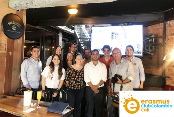 Un Autónomo es el creador de Erasmus Club Colombia Cali