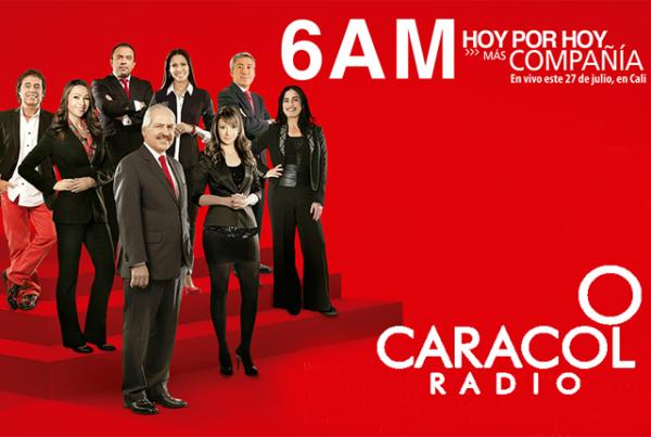 Gira 6AM Hoy por Hoy en la Autónoma de Occidente