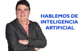 Experto Autónomo habla de inteligencia artificial