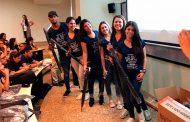 Más de 150 Autónomos aprendieron con la yincana  'Viviendo mi Facultad'