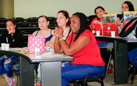 'Café con el Decano' en honor al Día de la Mujer