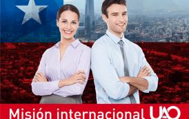 Vive una experiencia internacional con la misión a Chile 2019