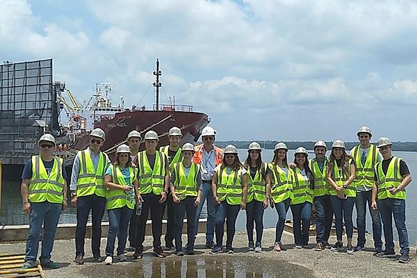 Puerto de Buenaventura, un espacio para la formación