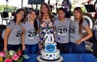 Autónomos celebraron los 20 años de Administración de Empresas