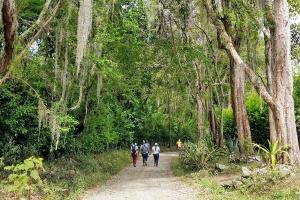 Turismo en la subcuenca del río Nima
