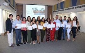 Primera promoción del curso EPAP