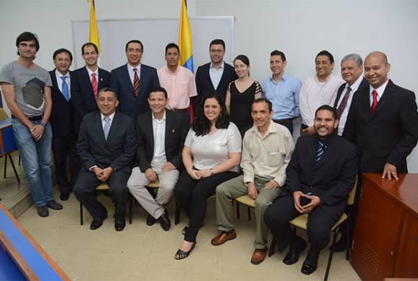 El Valle del Cauca abre sus puertas al Instituto GeoGebra