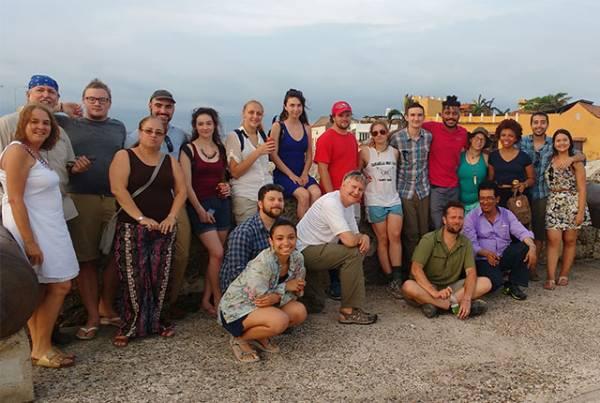 La Autónoma de Occidente acerca a estudiantes de Estados Unidos a la biodiversidad colombiana