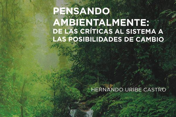 El docente Hernando Uribe presentó su nuevo libro
