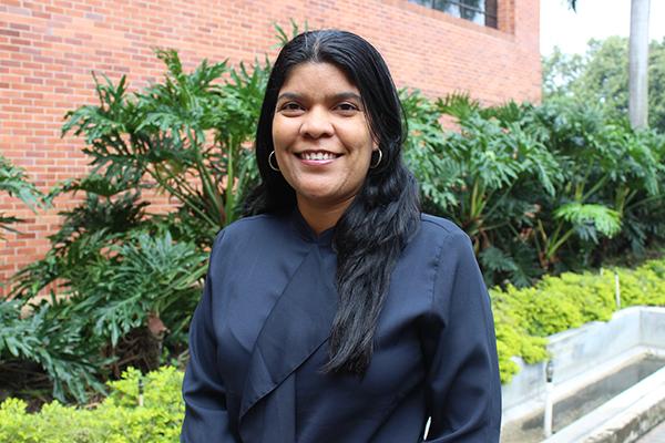 Paola Vásquez, nueva docente de la facultad