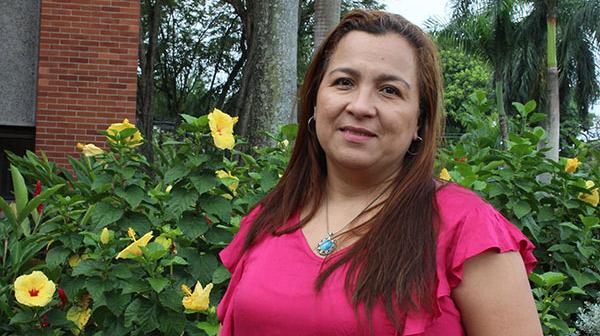 Conoce a: Adriana Chaurra. Una mujer que asume los retos a favor de su crecimiento.