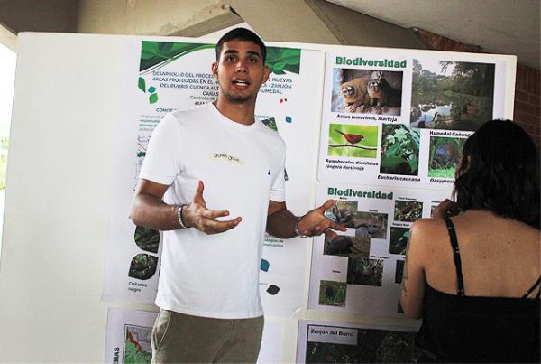 Administración Ambiental lidera actividades a favor de los recursos naturales