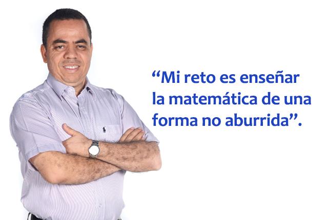 Enamorarse de las matemáticas es posible