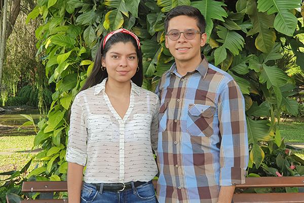 Estudiantes UAO de intercambio en México con el Programa Delfín