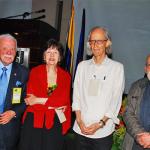 Participantes del congreso de Ciencias Ambientales