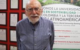 El mensaje de Julio Carrizosa por el medio ambiente