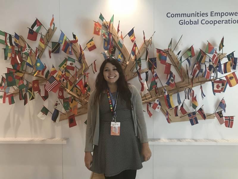 Una comunicadora social - periodista en defensa de los derechos humanos
