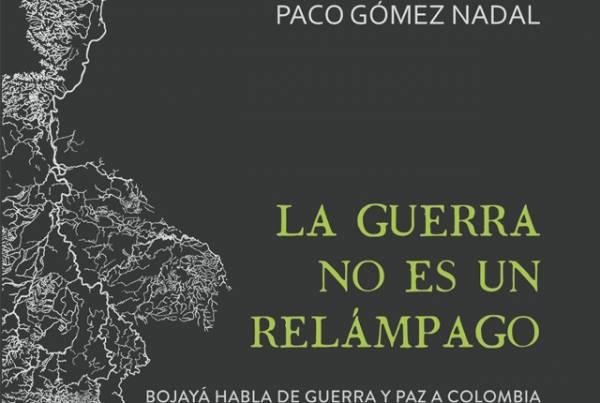Facultad de Humanidades apoya lanzamiento de libro como un aporte de paz desde la academia