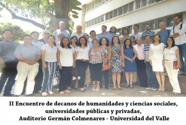 Decanos de todo el país hablaron de humanidades y ciencias sociales