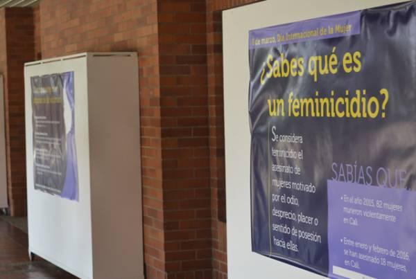 En la UAO se habló de feminicidios y violencia contra la mujer