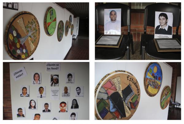 Una galería para hacer memoria a las víctimas