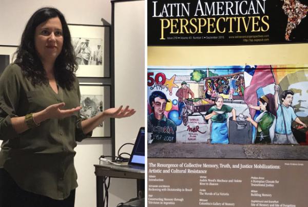 Galería de la Memoria colombiana se presentó en Nueva York