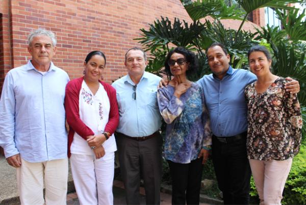 Asesoría internacional para proyecto de investigación caleño