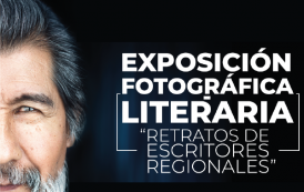 Exposición fotográfica-literaria 'Retratos de Escritores Regionales'
