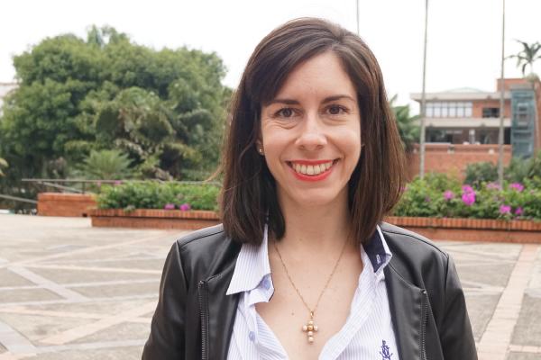 Una docente que busca la transformación social
