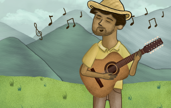 Animación 'A mi pueblo' llega a Pasto