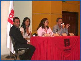 Estudiante mexicano de intercambio en la UAO