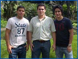 Estudiantes de Ingeniería Mecánica presentaron investigación en Estados Unidos