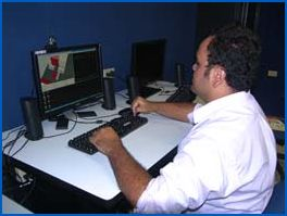Aplicación para la manufactura virtual y la teleoperación