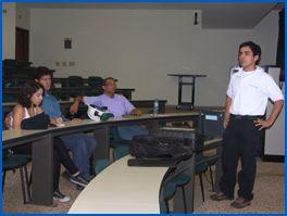 Estudiantes de colegios realizaron Pasantía Universitaria