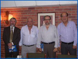 Se realizó mesa de trabajo con directivos del grupo Aldor