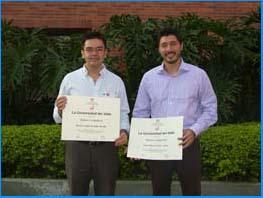 Nuevos docentes en la Facultad de Ingeniería