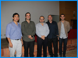 Estudiantes de Informática se destacaron en evento Internacional