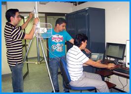 Un laboratorio para el estudio de las telecomunicaciones