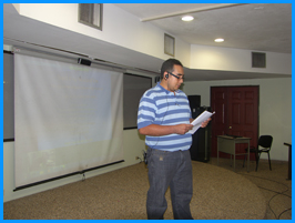 El DAE realizó una conferencia sobre aplicaciones actuales del control automático