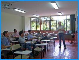 La Facultad realizó reunión con directora del Dagma